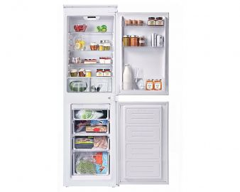 Candy BCBF50NUK 54cm Built in Frost Free Fridge Freezer