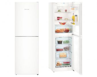 Liebherr CN4213 186.1x60cm 300L 50/50 No Frost Fridge Freezer