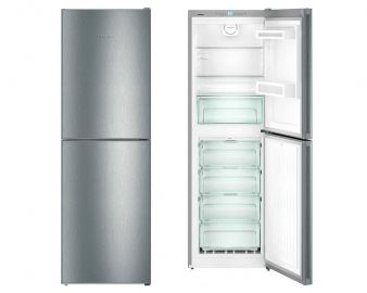 Liebherr CNEL4213 186.1x60cm No Frost A++ Stainless Steel Fridge Freezer