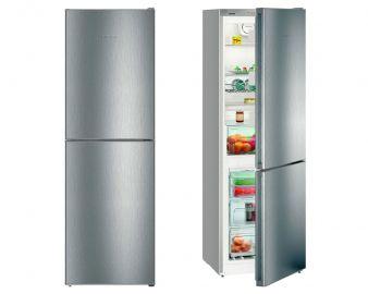 Liebherr CNEL4313 60cm No Frost Stainless Steel Fridge Freezer