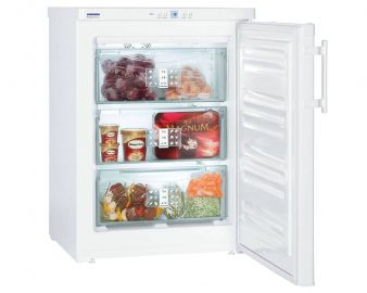 Liebherr Premium GN1066 60cm A+ No Frost Under Counter Freezer