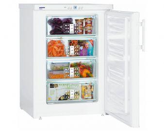 Liebherr Premium GP1476 60cm 102L Smart Frost Under Counter Freezer