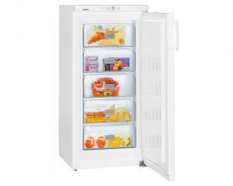 Liebherr GP2033 125x60cm A++ Tall Freezer