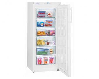 Liebherr Comfort GP2433 144x60cm A++ Tall Freezer