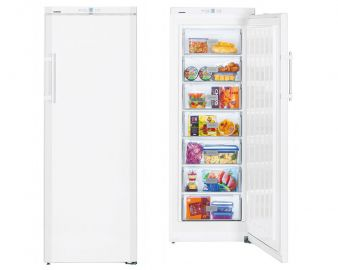 Liebherr Comfort GP2733 165x60cm 224L A++ Tall Smart Frost Freezer