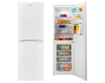 Hoover HCF5172WK 175x55cm Frost Free Fridge Freezer