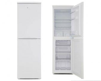 Hoover HSC574W 55cm A+ Fridge Freezer