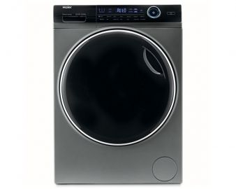 Haier HW100-B14979S I-Pro Series 7 10KG 1400RPM A+++ Silver Washing Machine