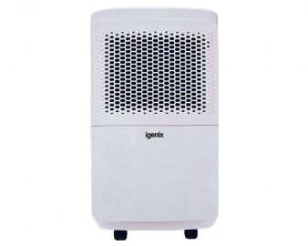 Igenix IG9813 12L Portable Air Dehumidifier