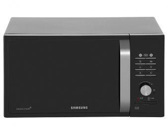 Samsung MS23F301TAK Black 23 Litre Solo Microwave