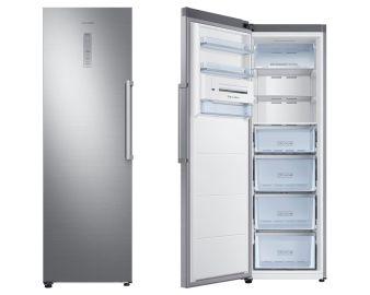 Samsung RZ32M71207F Tall Stainless Steel Freezer