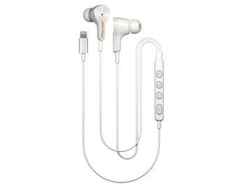 Pioneer SE-LTC3R-W Ice 'Rayz' Lightening Earphones