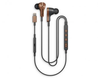 Pioneer SE-LTC5R-T Bronze 'Rayz Plus' Smart Earphones