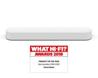 SONOS Beam Smart compact soundbar - White