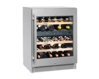 Liebherr WTes1672 Vinidor 2 Zone 34 Bottle Wine Cabinet