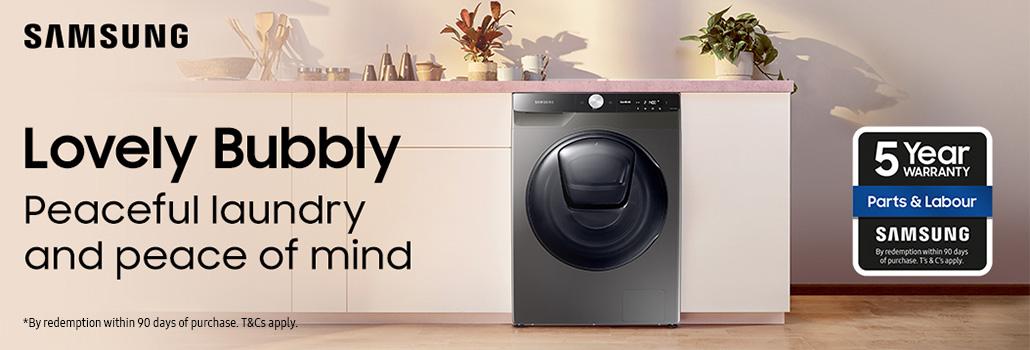 Samsung 5 year warranty