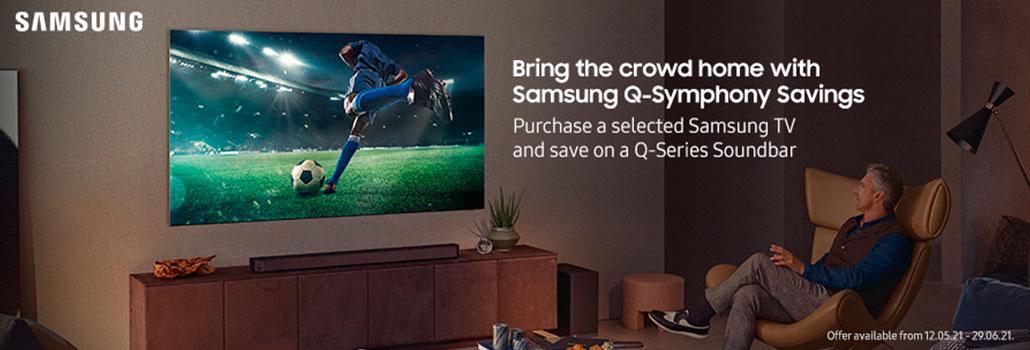 Samsung Soundbar promotion