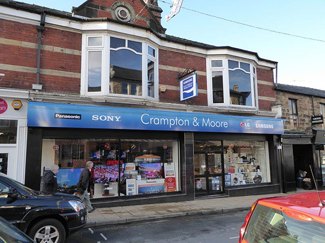 Crampton and Moore Harrogate Store