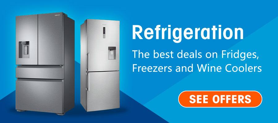 Refrigeration offers