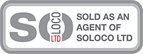 Sold as an Agent of Soloco Ltd