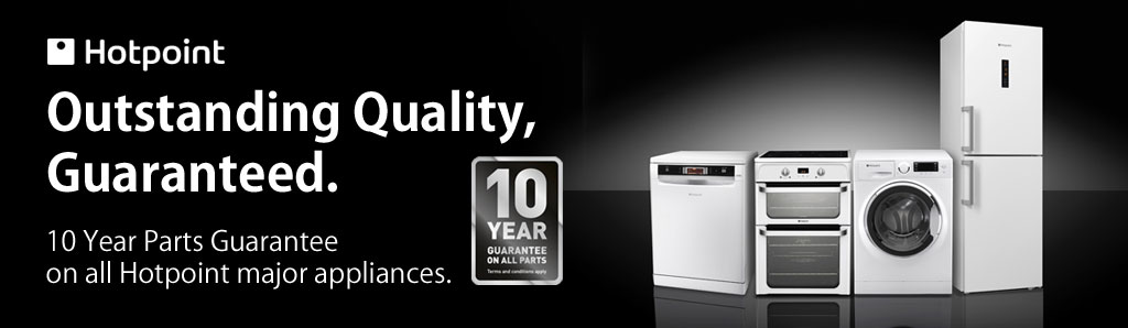 Hotpoint 10 Year Guarantee