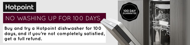 Hotpoint 100 day promotion