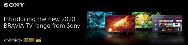 Sony 2020 range