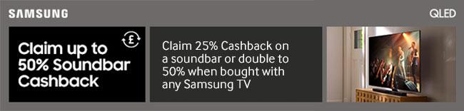 Samsung double cashback