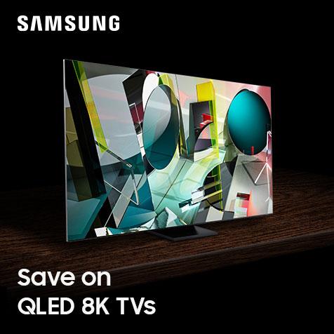 Samsung Black Friday 8K Deals