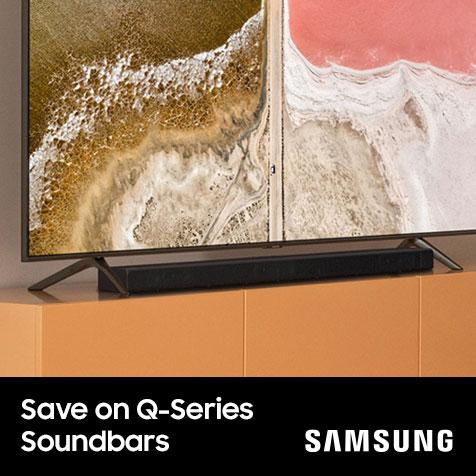 Samsung Black Friday Q-Series offers