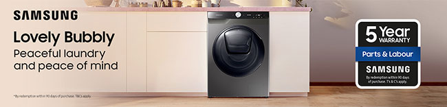 Samsung heatpump dryers