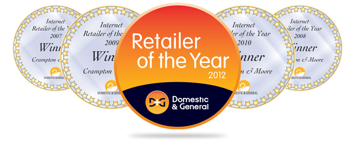 Retailer of the Year 2012